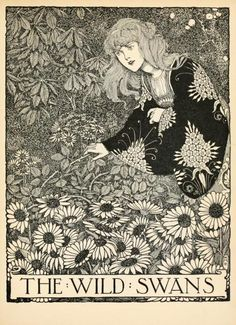 W. Heath Robinson. This b+w illustration is from Hans Andersen's Fairy Tales, published 1913 by Constable in London.