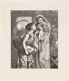 Birmingham Museums & Art Gallery Pre-Raphaelite Online Resource : The Collection