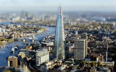 LONDON ENGLAND new skyscraper 'The Shard' open 2015