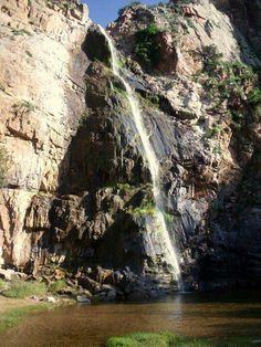 Cascada Arroyo De Guadalupe ~ Ensenada, Baja California , Mexico