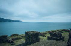 Fuerte de Niebla, Valdivia, Chile instagram @ oyedani  #chile #valdivia #travel