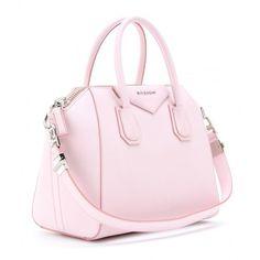 Givenchy Small Antigona Leather Bag ($1,694) ❤ liked on Polyvore