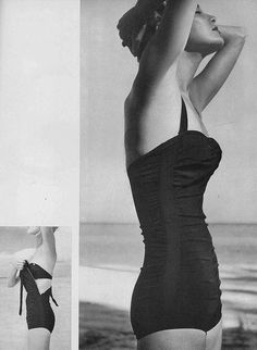December Vogue 1950