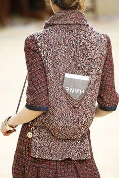 Chanel Fall 2015 RTW Runway - Vogue