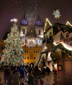 Christmas in Prague
