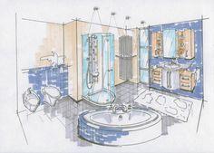 Die besten 25 badezimmerplaner ideen auf pinterest haus - 3d badezimmerplaner ...