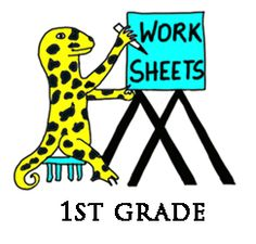 tons of FREE First Grade Math Worksheets and games