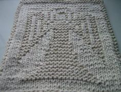Angel Cloth Copyright © November 2007 Designed by : Amy-lynne Mitchell Find the free knitted dishcloth pattern here: link Knitted Dishcloth Patterns Free, Knitted Washcloths, Crochet Dishcloths, Baby Knitting Patterns, Knitting Designs, Knitting Projects, Crochet Patterns, Knitting Ideas, Crocheted Hats