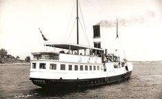 SS Agnete - tur til Hven