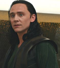 """""""Always so perceptive, Loki. About everyone but yourself"""""""