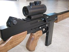 M. Cerdan Custom Airguns Page 3, airgun builder in Argentina. Check out more of his work on my site.