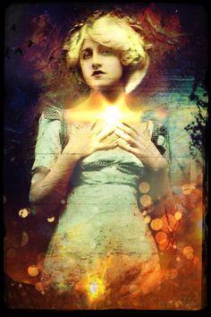 Eos Aurora Goddess of the Dawn by SheWhoIsArt on Etsy