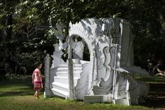 Rachel Feinstein: Folly | Madison Square Park | Artsy