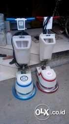 2 Unit Mesin Poles Floor Polisher Ekectrolux & Lux - OLX.co.id (sebelumnya Tokobagus.com)
