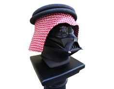 Darth Vader Shemagh, 2012 - by Mohamed Kanoo