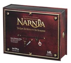 The Chronicles of Narnia: Lucy's Gift Replica Master Replicas - bridesmaid/flowergirl gift.