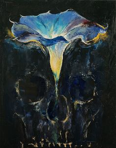 "creese:  Michael Creese, ""Morning Glory"" (2013) Dark Fantasy Art, Dark Art, Hearts And Bones, Were All Mad Here, Art Drawings, Mosaic, Creative, Artist, Etchings"