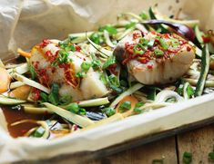 Sticky Shanghai Cod Recipe | Abel & Cole