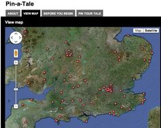 Pin A Tale | The British Library launches a crowd-sourced literary map of the British Isles British Literature, English Literature, British Library, Mobiles, Ipad, Language And Literature, Literary Criticism, View Map, British Isles
