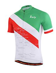 Miloto Cycling Jersey Women's Men's Kid's Unisex Short Sleeve Bike Shirt Sweatshirt JerseyQuick Dry Front Zipper Breathable Soft YKK – USD $ 65.98