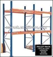 Industrial supermarket rack system,warehouse pallet rack,storage racking system