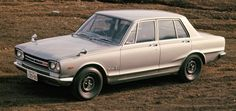 http://chicerman.com  carsthatnevermadeit:  Skyline GT-R 1969. The very first GT-R debuted in February 1969 based on the C10 series Skyline which had been developed by Prince before and after being taken over by Nissan in 1966. The GT-R version was powered by a new 2.0 litre DOHC in-line 6 which produced 160hp that was derived from the engine in the R380 Grand Prix car (pictured).The cars were stripped of unnecessary equipment to be as light as possiblefor racing and performed well on the…