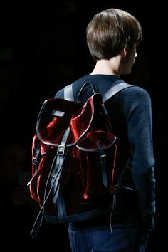 Dries Van Noten Fall 2016 Menswear Accessories Photos - Vogue