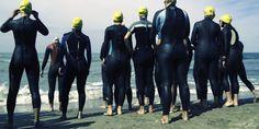 Der erste Volkstriathlon steht vor der Tür. Spannend! Nur die Disziplin Kraul-Schwimmen bereitet vielen Erst-Startern Bauchschmerzen. Hier einige Tipps für Neu-Einsteiger beim Triathlon.