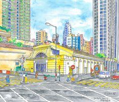Theatre  /  Kiyoko Yamaguchi Artworks
