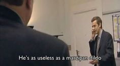 Thick Of It-Malcolm Tucker
