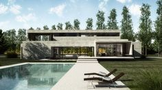 Besonias Almeida Arquitectos | Casa Colina - Besonias Almeida Arquitectos
