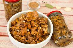 Ratatouille, Fall Recipes, Pesto, Pickles, Broccoli, Spaghetti, Stuffed Mushrooms, Vegetables, Ethnic Recipes