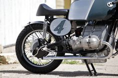 BMW airhead R60 by Austin Paintworks