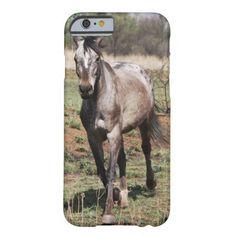 Appaloosa horse pose iPhone 4s 5s 6s  case