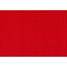 Rood met roze stipjes - Modestofjes.be - Online stoffenwinkel