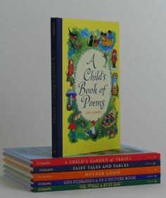A Child's Book of Poems    By Gyo Fujikawa      Another favorite so loved!
