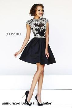 Make a statement in this fabulous little dress