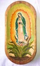 Virgin Guadalupe Batea #2358