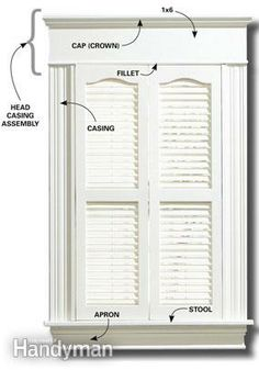 1000 Images About Moulding And Trim On Pinterest Window