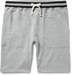 Loopback Cotton-Jersey Shorts | Designed exclusively for MR PORTER. Todd Snyder + Champion