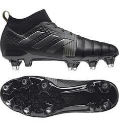 the latest 76dd5 4f4e5 Adidas Kakari X Kevlar Rugby Boot Black Adidas Rugby Boots, Soccer Boots,  Soccer Gear