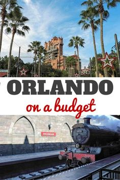 Practical tips for enjoying Orlando on a Budget including the Walt Disney Parks, Universal Studios, International Drive and accommodation options.