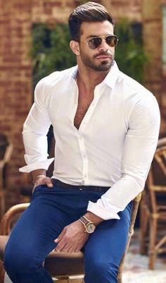 Guys trendy inspiration wintermensfashion is part of Trendy mens fashion - Trendy Mens Fashion, Mens Fashion Wear, Stylish Men, Men Casual, Fashion Suits, Costume Sexy, La Mode Masculine, Herren Outfit, Business Fashion