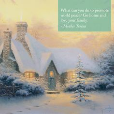 Thomas Kinkade Christmas Tree Cottage painting for sale - Thomas Kinkade Christmas Tree Cottage is handmade art reproduction; You can buy Thomas Kinkade Christmas Tree Cottage painting on canvas or frame. Thomas Kinkade Art, Thomas Kinkade Christmas, Kinkade Paintings, Oil Paintings, Thomas Kincaid, Pintura Exterior, Art Thomas, Creation Photo, Calendar Wallpaper