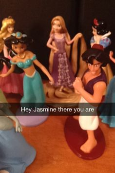These Brilliant Snapchat Stories About Disney Princesses