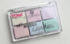Essence - all about candies eyeshadow
