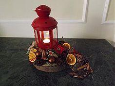 Dekorácie - Vianočný lampášikový svietnik - 2036907