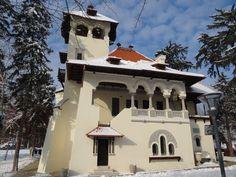 Casa lui Nicolae Minovici // arhitect Hristea Cerchez Bucuresti Casa Minovici Mina Minovici Muzeul de Arta Populara