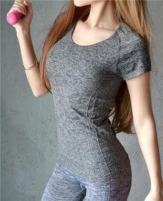 Women T shirt Short-sleeved
