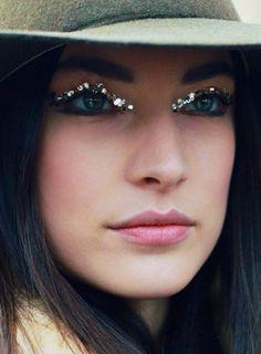 Fun Fashion Week Makeup